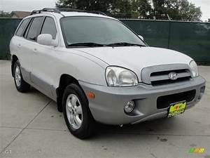 Hyundai Santa Fe 2006 : 2006 nordic white hyundai santa fe gls 39148752 car color galleries ~ Medecine-chirurgie-esthetiques.com Avis de Voitures