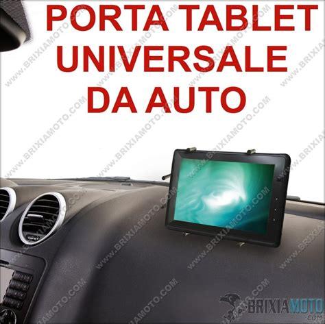porta tablet auto porta tablet universale cruscotto supporto snodato ventosa
