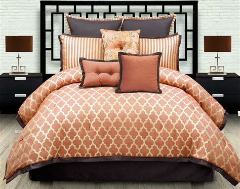 orange comforter set orange comforter sets home design ideas