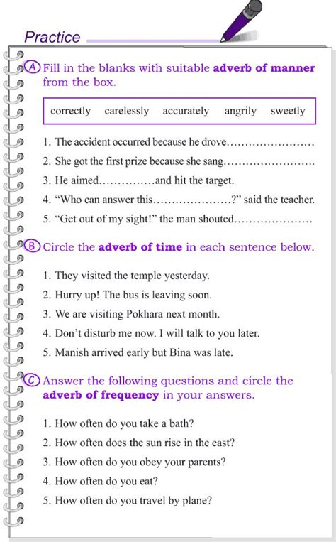 78 best images about grade 4 grammar lessons 1 20 on