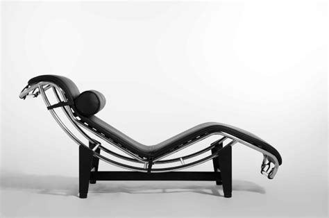 The Chair Chaise Longue Of Le Corbusier