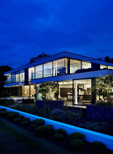 modern country house  gregory phillips architects architecture design