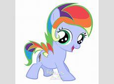 My Little Pony Filly Base Pegasus