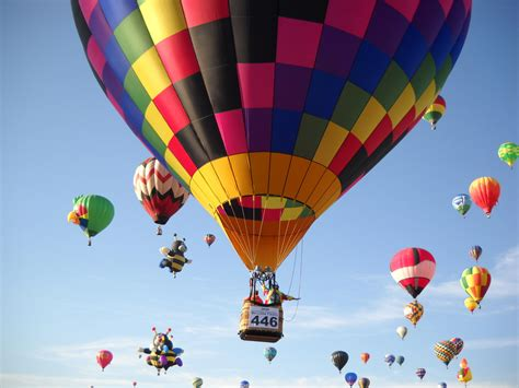 A Hot Air Balloon Proposal - Engagement 101