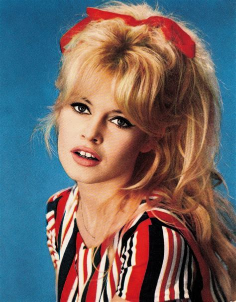 Brigitte Bardot?s 5 Most Iconic Hairstyles   Hair World