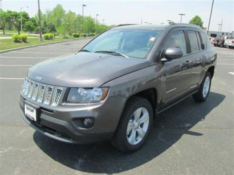 Sell New 2014 Jeep Compass Latitude In 13500 Veterans