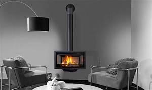 Poele Suspendu Design : poele a bois wanders black diamond ~ Melissatoandfro.com Idées de Décoration