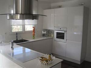 Aménagement Cuisine En U : contemporaine t6 contemporaine t6 mesnos 256000 euros ~ Premium-room.com Idées de Décoration