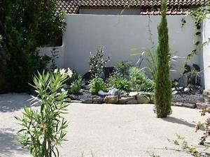 amenagement exterieur red garden montpellier herault gard With photo amenagement paysager exterieur 0 amenagement jardin par paysagiste orphis montpellier deco