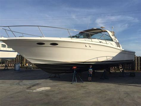 sea ray  express cruiser powerboat  sale  texas