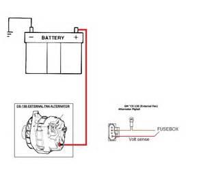 cs130d alternator wiring cs130d image wiring diagram wiring diagram for cs130 alternator wiring image on cs130d alternator wiring