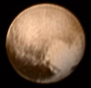 Latest Image of Pluto from NASA's New Horizons | Space ...
