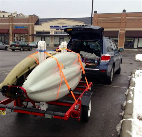 How To Build A Kayak Trailer  Kayak Trailers Sale Guide