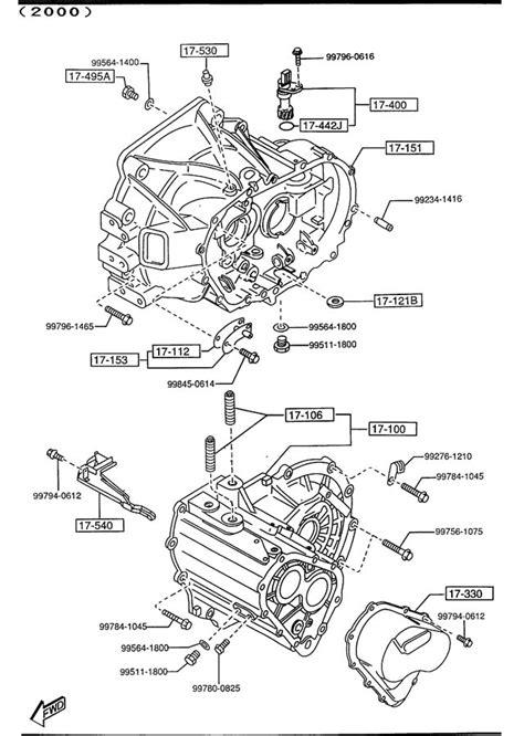 1989 mazda 626 parts diagram transmission downloaddescargar