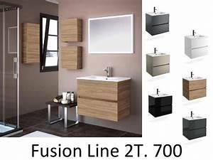 meubles lave mains robinetteries meuble sdb meuble de With meuble 70 cm de large
