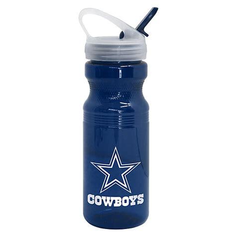 dallas cowboys kitchen accessories dallas cowboys 20 oz squeeze water bottle kitchen 6415