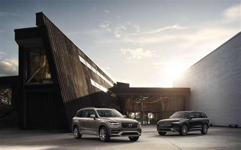 2015 volvo xc90 unveiled autoevolution