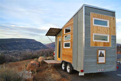 house trailer boulder tiny house rocky mountain tiny houses