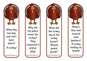 turkey jokes bookmarks
