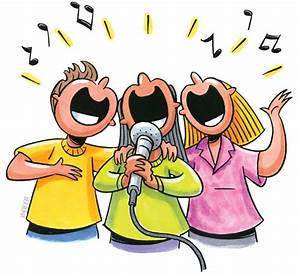 Karaoke Clipart - Clipart For Work