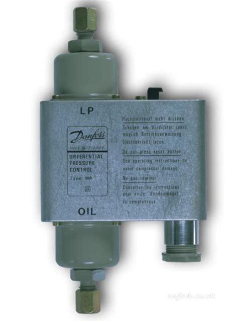 Danfoss Differential Pressure Switch