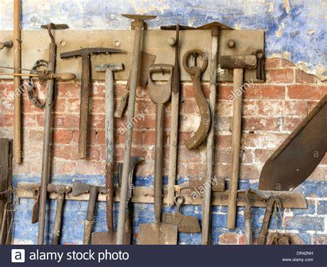Old Gardening Tools Hanging On Wall In Gardener's Bothy. Door Sensor Alarm. Richard Wilcox Garage Doors. Steel Door Installation. Garage Door Installation Sears. Air Doors. Arizona Shower Doors. Door Coverings. Garage Organization Diy