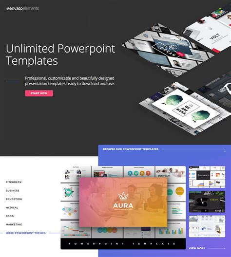 infographic powerpoint  templateswith