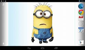 Download Minion Live Wallpaper For Android By