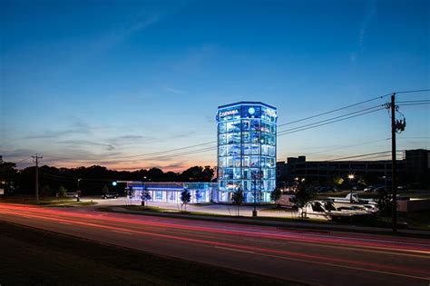 Carvana Frisco Dealership  Turner Construction Company