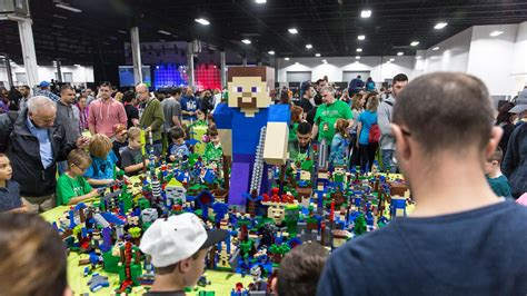 minefaire minecraft houston lego experience things fan mine fire weekend must gameplay educational host include inspired second entertainment which brings
