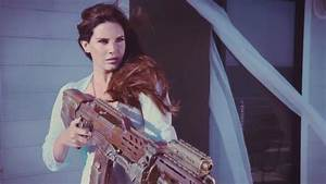 Watch: Lana Del Rey - 'High By The Beach' Music Video ...