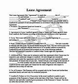 Free Farm Land Lease Agreement Form Trailer Lease Agreement Pdf