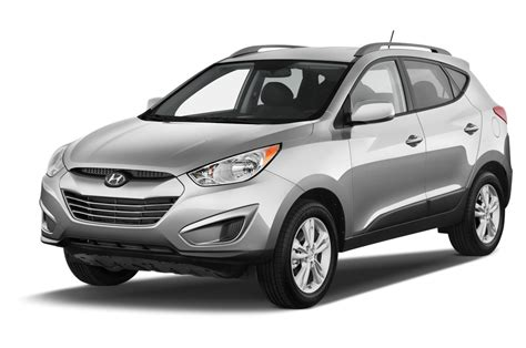 The 2012 hyundai tucson doesn't have the most powerful engine lineup in the class, nor the most cargo space, but reviewers were impressed with its stylish interior. 2012 Hyundai Tucson Reviews and Rating   Motor Trend