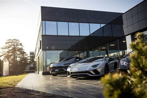 Our dealership - Lamborghini Geneva