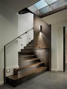 le design des escaliers contemporains bricobistro With peindre rampe escalier bois 13 le design des escaliers contemporains bricobistro