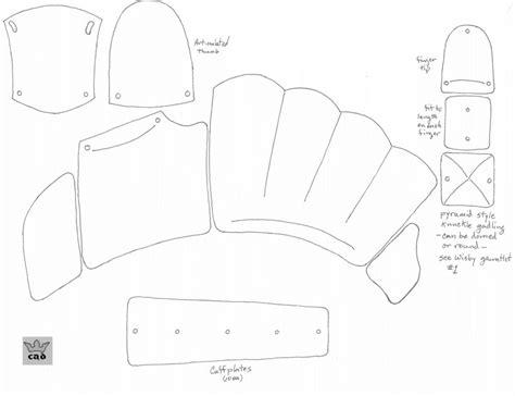 gauntlet template brigandine cerca con armor plates and coats