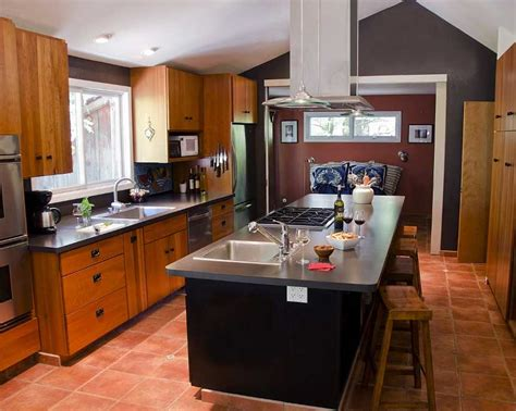 Kitchen Island With Cooktop  Review Home Co