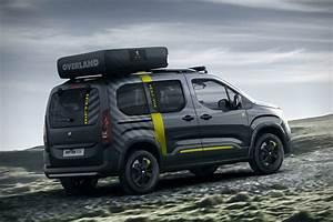 4x4 Peugeot : peugeot rifter 4x4 adventure van concept hiconsumption ~ Gottalentnigeria.com Avis de Voitures