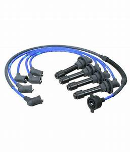 Spark Plug Wire  Ignition Cable For Hyundai Santro Xing  Set