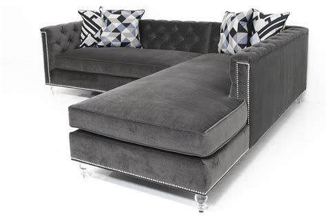 chaises deco 20 photos tufted sectional sofa chaise sofa ideas