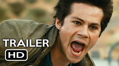 dylan o brien movies 2018 maze runner 3 the death cure official trailer 1 2018