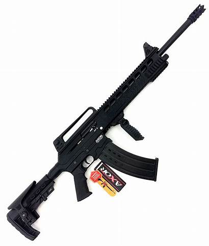 Shotgun Semi Automatic Axor Mf Tactical 12ga