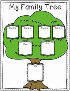 preschool family tree template family tree template With preschool family tree template