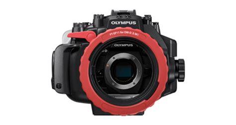 Olympus Tough TG-835 Camera, PT-EP11 E-M1 Waterproof Case ...