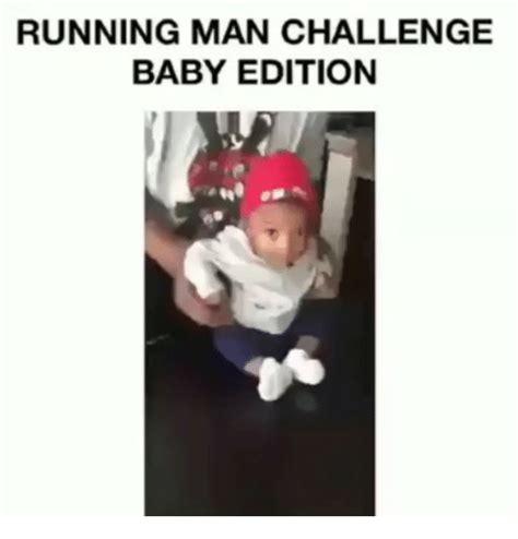 Running Baby Meme - 25 best memes about running man running man memes