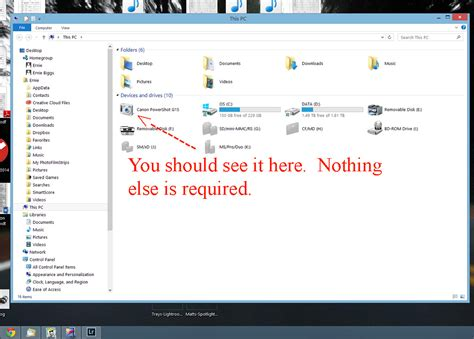 my pc wont recognize my iphone new computer windows 7 won t recognize my camer
