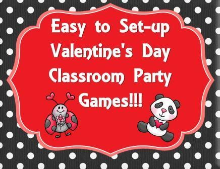 preschool valentine party games s day classroom bingo dice and more 379
