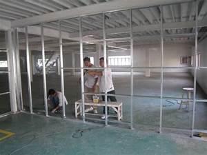 Gypsum Partition Works In Dubai