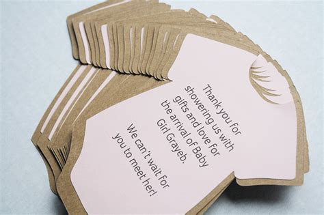 Diy Baby Shower Invites - diy baby shower invitations or thank you cards