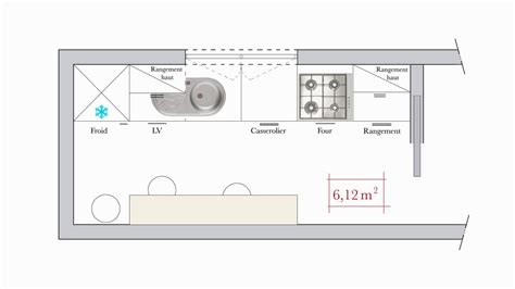 comment cacher une chaudi鑽e dans une cuisine conseils d 39 architecte 4 plans de cuisine en i